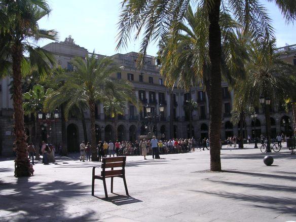 barcelona, parel